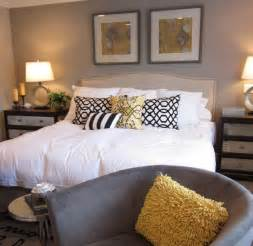 Make up your bed with a white sheets set and duvet cover and spruce it