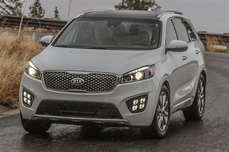 2016 Sorento Kia 2016 Kia Sorento Reviews And Rating Motor Trend