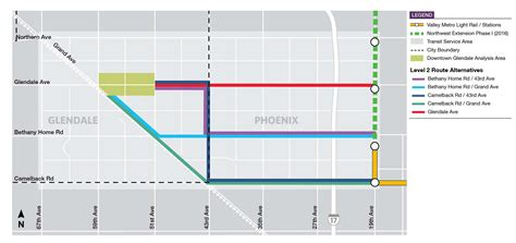 phoenix light rail schedule metro light rail picking phoenix glendale routes arizona