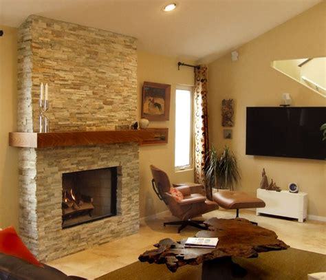 fireplace remodel living room san diego