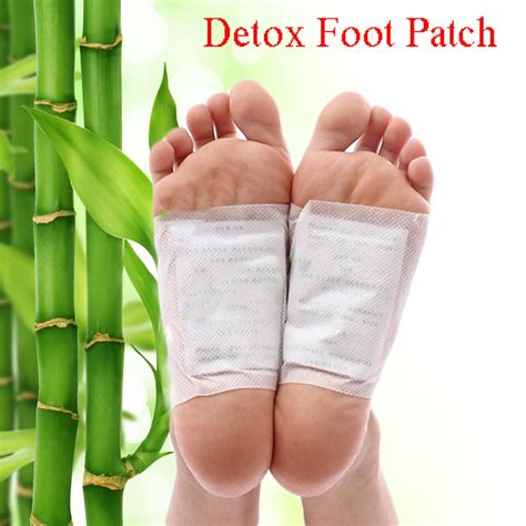 Where To Put Detox Foot Patches by Buy Detox Foot Pads Patches With Adhesive Bamboo Pad