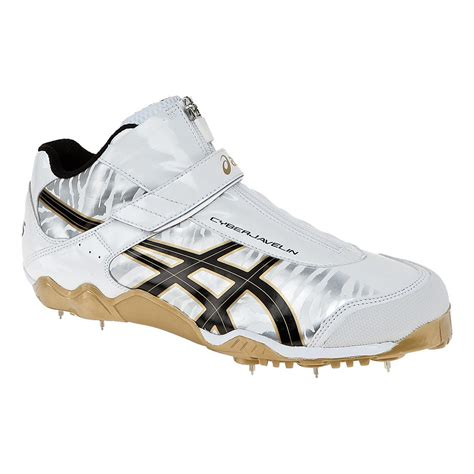 javelin shoes asics cyber javelin track and field shoe at road
