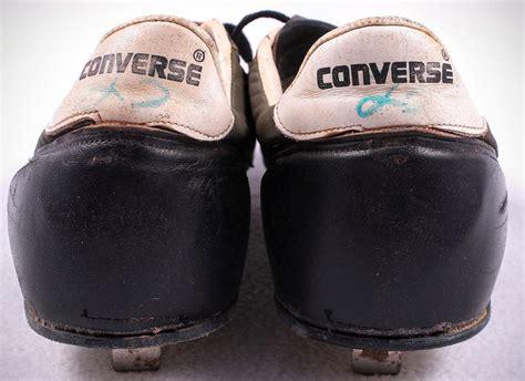 locker room shoes sports memorabilia auction pristine auction