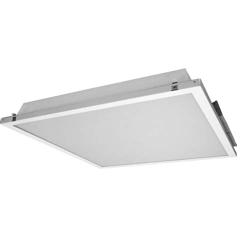 Ceiling Troffer by Nicor T3c 2 Ft X 2 Ft 5000k White Dimmable Led Ceiling