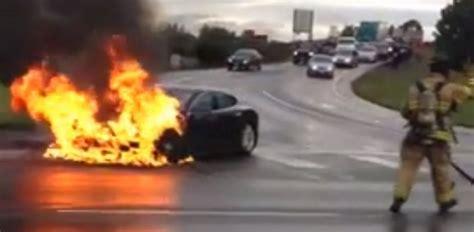 Tesla Model S Fires Tesla Model S How Did It Catch On Abc News