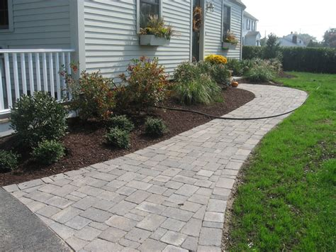 Patio Design Rhode Island Paver Walkways Search Walkway And Idolza