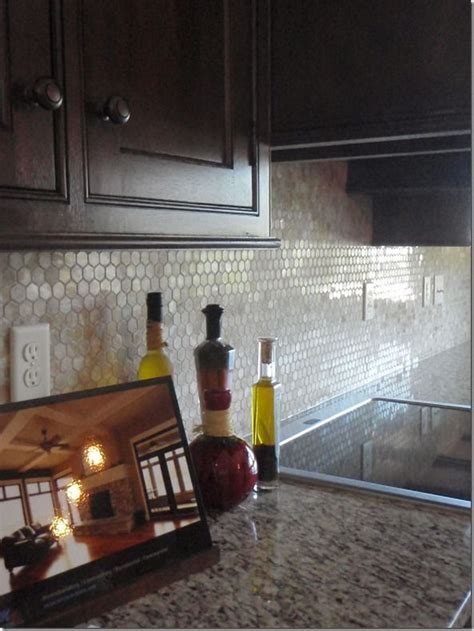 penny kitchen backsplash 17 best images about bamboo glass tiles on pinterest