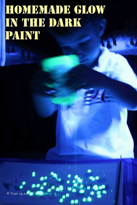 how to paint your room glow in the glow in the paint