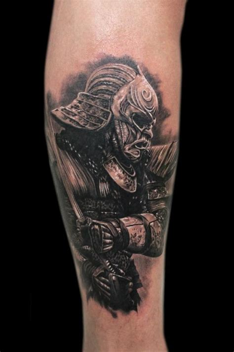 ronin tattoo samurai from the 47 ronin by jhon gutti tattoonow
