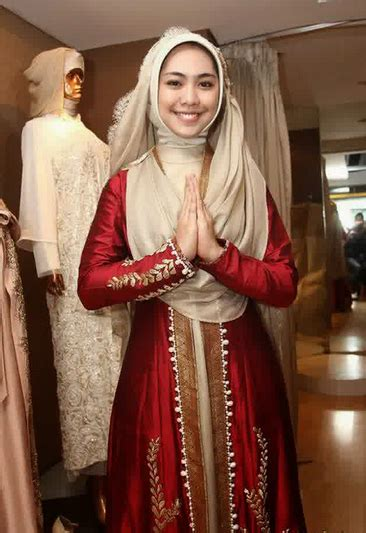 Baju Muslim Syar I Oki Foto Model Baju Muslim Oki Setiana Dewi Terbaru 2016