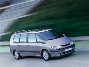 Renault Espace 3 Renault Espace Technical Specifications And Fuel Economy