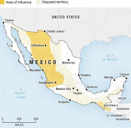 map of mexico sinaloa gallery sinaloa cartel map
