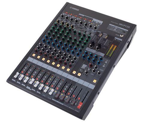 Mixer Yamaha Mgp12x yamaha mgp12x thomann portugal