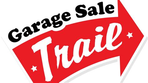 Garage Sale Finder Ta Join The National Garage Sale Trail The Stawell Times News