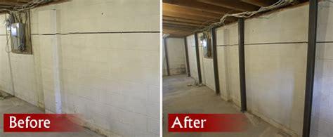 powerbrace net foundation wall bracing systems