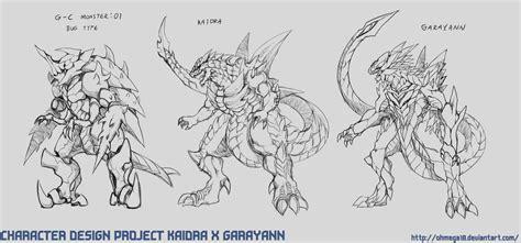 X Character Sketches by Kaidra X Garayann Character Sketch By Ohmega18 On Deviantart