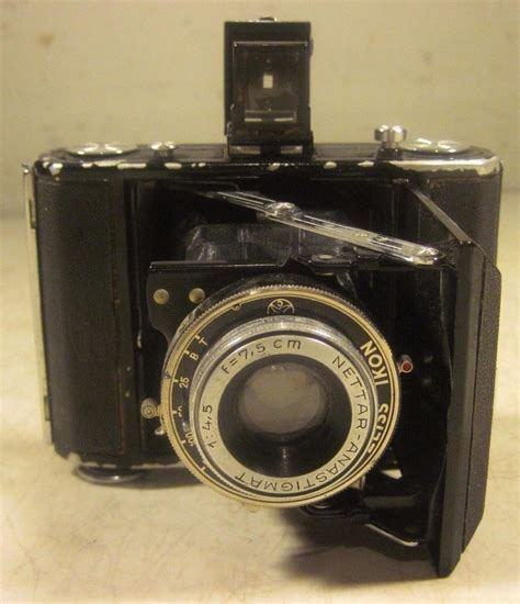 vintage camera zeiss ikon lens hi tech hd wallpaper antique zeiss ikon telma nettar anastigmat folding camera