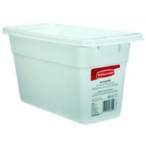 rubbermaid kitchen storage containers rubbermaid white cube bin container storage organization kitchen food new a