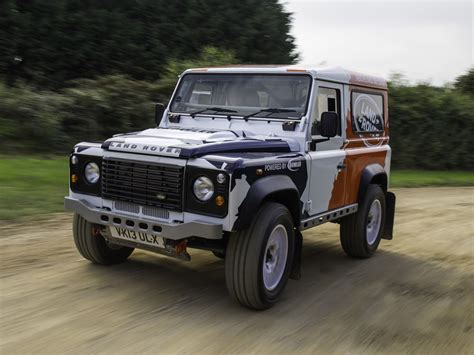 land rover defender 2014 2014 land rover defender challenge by bowler autos post