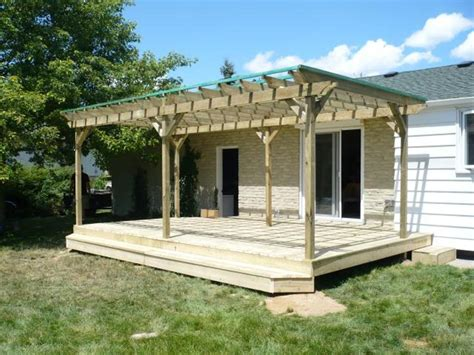 How To Fix A Patio Door Add Pergola To Existing Deck All Home Design Ideas Why