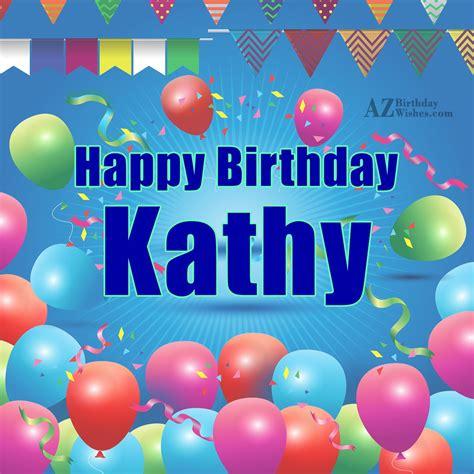 happy birthday happy birthday kathy