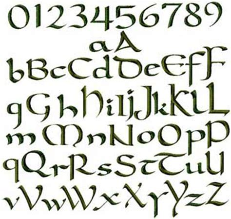 celtic pattern font download celtic font the madwoman of locke street embroidery