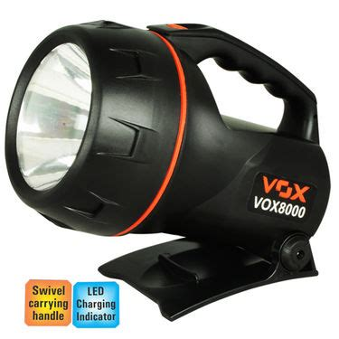 Lu Emergency Kawachi buy vox power distance rechargeable led torch