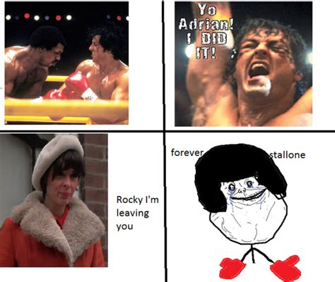 Rocky Meme - rocky meme funny pictures quotes memes jokes
