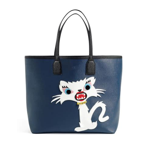 Karl Lagerfeld Says Get A Bag Perhaps From His New Purse Line by Karl Lagerfeld To Debut Cat Themed Choupette Bags Purseblog