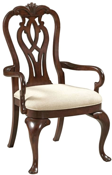 queen anne armchairs hadleigh queen anne arm chair set of 2 607 637 kincaid