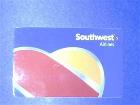 Southwest E Gift Card - free southwest airlines gift card gift cards listia com auctions for free stuff