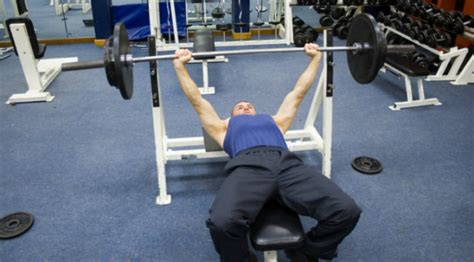 bench press for weight loss chest training tips bench press more weight save your