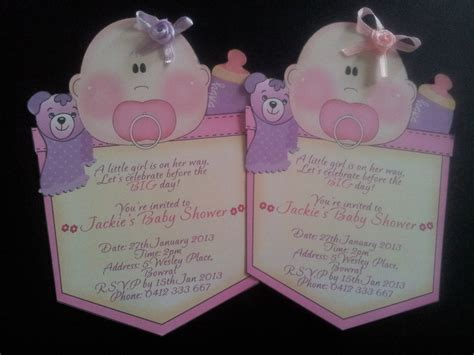 Unique Baby Shower Invitations by Invitations Unique Baby Shower Invitations