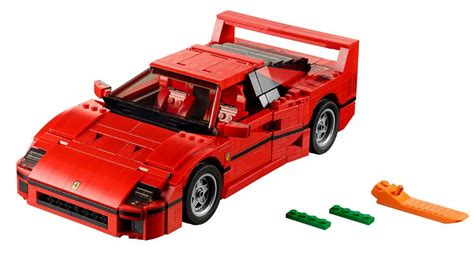 Lego Ferrari F40 by First Look At The Sexy New 10248 Lego Ferrari F40