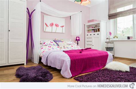 Girly Bedroom Ls by 15 Canopy Beds In Totally Girly Bedrooms Decoration For