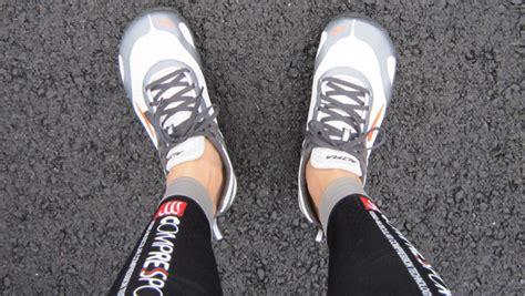 altra zero drop samson shoe review wear tested