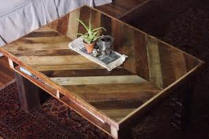 wood pallet coffee table pallet furniture diy