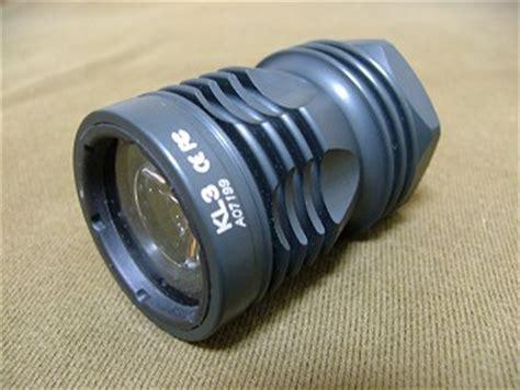 surefire kl3 surefire kl3 日本フラッシュライトチャンネル japan flashlight channel