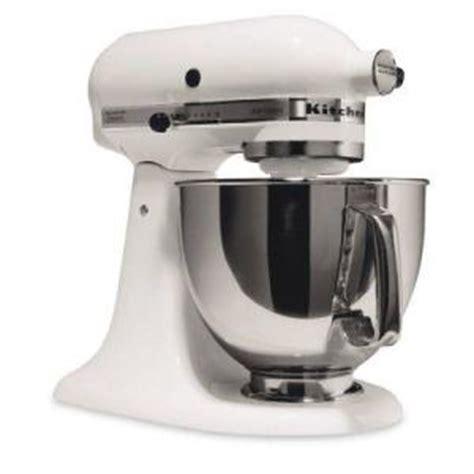 Kitchen Mixer Rental Kitchenaid Artisan 5 Qt White Stand Mixer Ksm150pswh