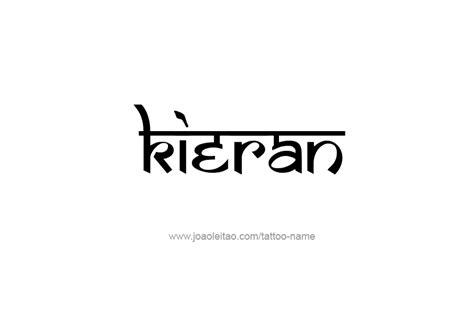 tattoo name kiran kieran name tattoo designs
