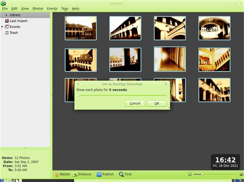 membuat aplikasi android forum membuat slideshow desktop dengan aplikasi shotwell let s
