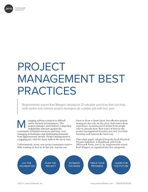 Best Project For Operation Management Mba by Project Management Best Practices