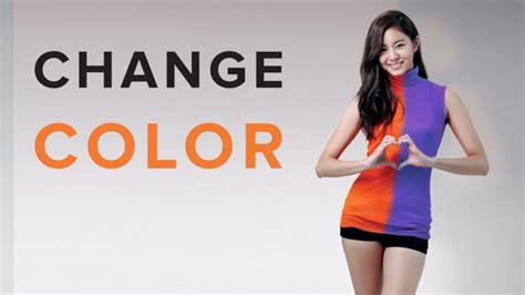 how to change color of object in photoshop how to change color in photoshop object color hair color