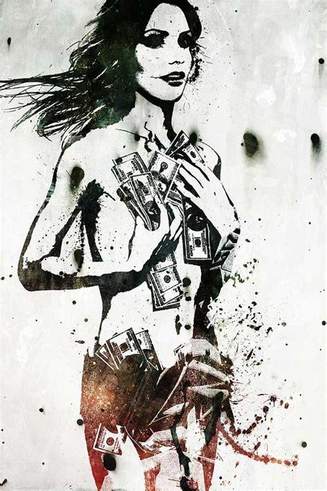 amazing grunge artworks by alex