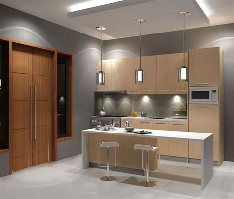 Small Kitchen Design Ideas With Island Small Kitchen With Island Bench Decobizz