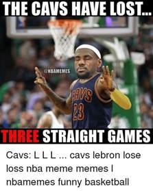 Cavs Memes - funny lebron memes of 2017 on sizzle cav