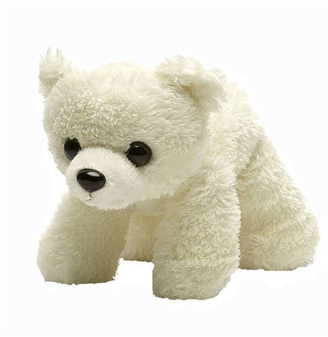 polar bear soft plush toy hug ems 17cm stuffed animal wild