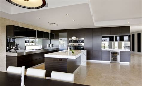 contemporary backsplash ideas for kitchens 26 contemporary kitchen ideas for large spaces 981