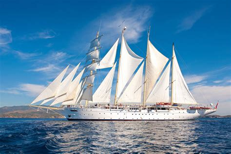 cruise   star clippers tall ship