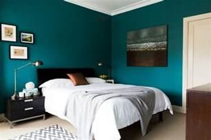 d馗o peinture chambre 1001 id 233 es pour une chambre bleu canard p 233 trole et paon